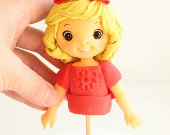 DOLLY (Fully Prepared Figure)
