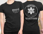 Nurse Harry Potter Shirt, FREE SHIPPING, Harry Potter T-Shirt, St Mungo's Hospital for Magical Maladies and Injuries, Nurse Shirt, Doctor