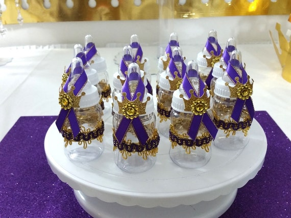 baby shower girls purple and gold princess baby shower theme and
