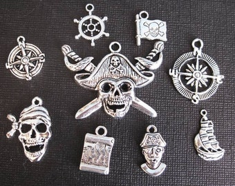 The Pirate Charm Collection - C2306