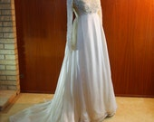 Vintage  Boulevard Salon Wedding Gown