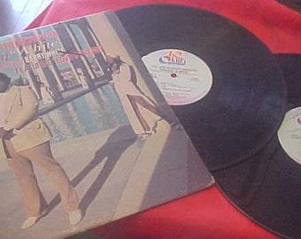 Barry White Rhapsody in White Vintage 70s 2 LP Lot DG w Caint get enough