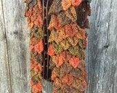 Leafy Vest - Autumn Harvest • elf • fairy • fantasy • ren faire • larp • costume