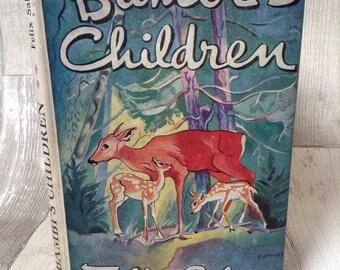 Bambi's Children 1946 Forest Family