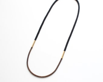 Rope & Chain Necklace