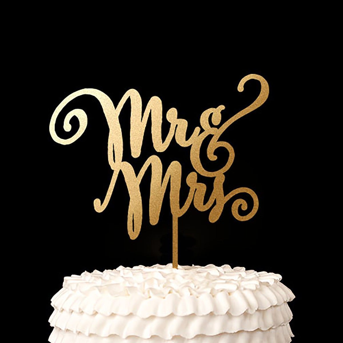 gold cake toppers wedding cake topper mr and mrs cake topper gold daydream 4525