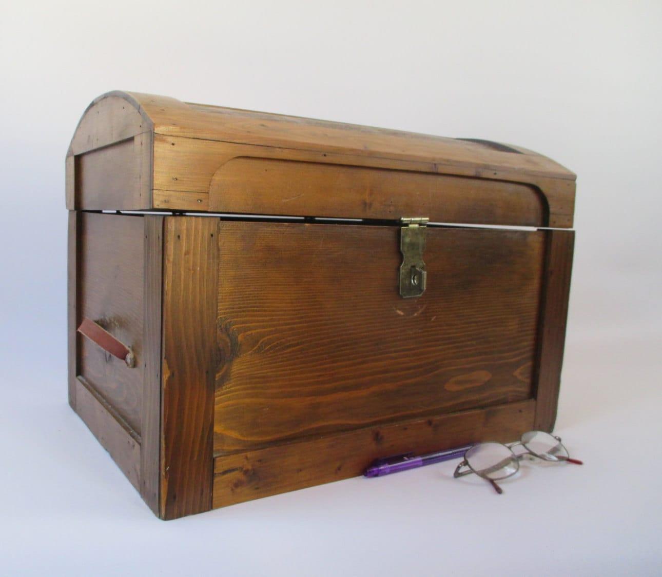 handmade chest