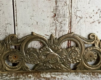 Metal Architectural Salvage decor