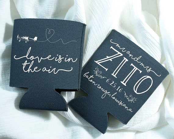Destination Wedding Favors, Wedding Favors, Love is in the Air, Custom ...