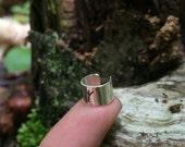 Tiny Rune Ear Cuff - Silver - Ear Cuff - Vikings