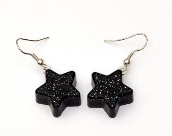 Space Stars Earrings