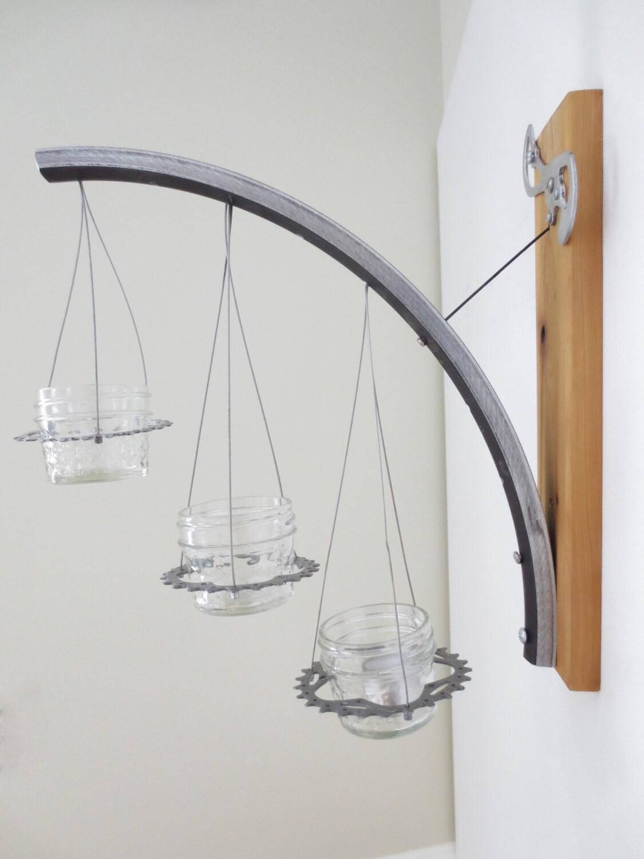 Bicycle Gear Tea Lights Bicycle Accessories Kinetic Art