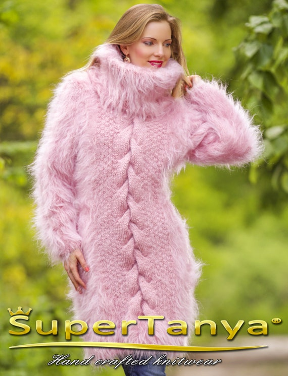 from Jorge mature woman in fuzzy sweaters
