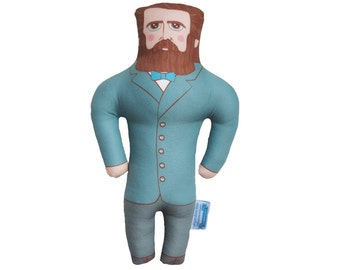 Herman Melville Doll - LIMITED EDITION