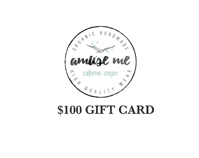 Gift Card 100.00, Baby shower gift, New Mom gift, Birthday gift for child