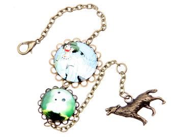 bracelet sylvain princesse mononoké