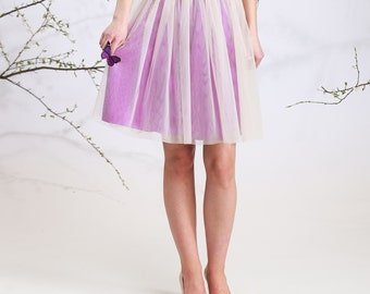 Amour Fairy - short tulle skirt