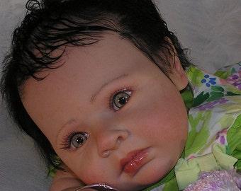 Gorgeous Rowan Reborn Girl Doll by Jessica Schenk