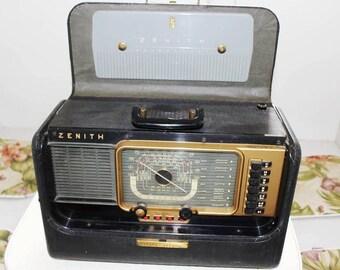 SALE! Vintage Zenith TRANS-OCEANIC Radio