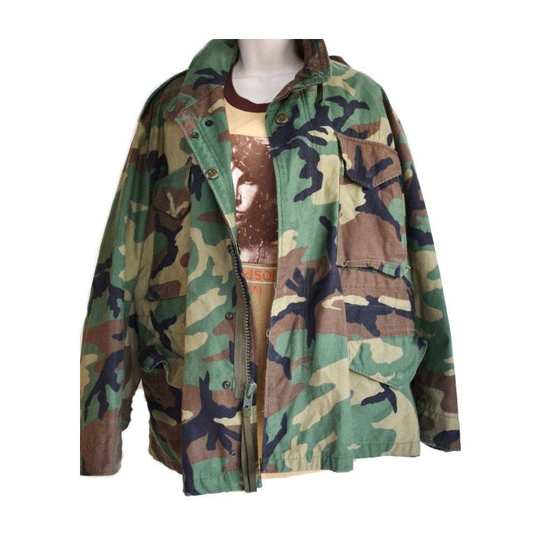 M65 Jacket Camo Jacket Army Jacket Military Jacket Field