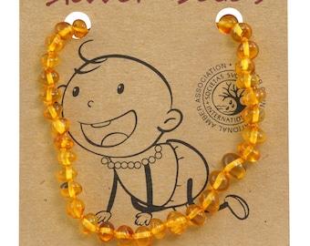 Honey Baby Amber Necklace