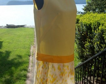 Filmy and Fun Summer Dress from the 60s