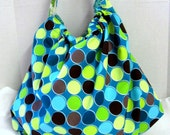 Reversible Shopping Tote, Market Tote, Grocery Bag, BCD100234