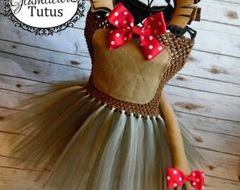 Lion Tutu dress | Lion inspired tutu | Newborn- 10/12 Child listing