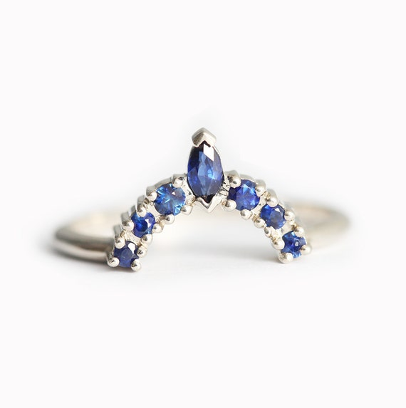 like this item - Wedding Rings With Sapphires