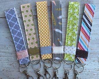 Fabric Key Chain