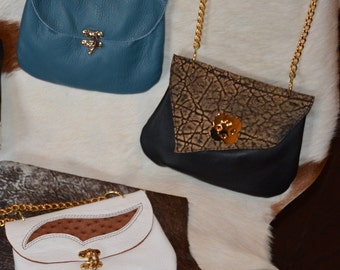 Hand Crafted Leather Purse