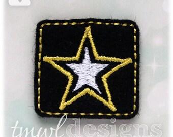 US Army SS Feltie Digital Design File