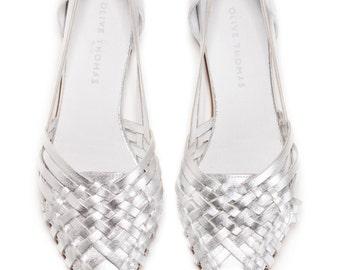 Last Size US 11.5/EU42/ SALE 40% Off/ Huarache, Sandals, Leather Sandals, Summer Shoes, Handmade Shoes, Shoes, Women Sandals / Free Shipping