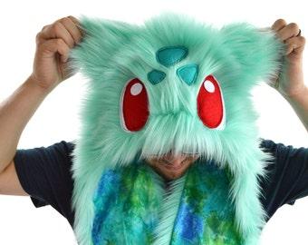 Pokemon Bulbasaur Rave Hat