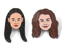 Gilmore Girls Enamel Pin Set