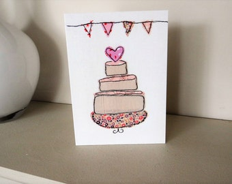 Oh what a Cake! Greeting Card