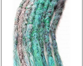 Dreads Synthetic Crochet Forest Mystheryum