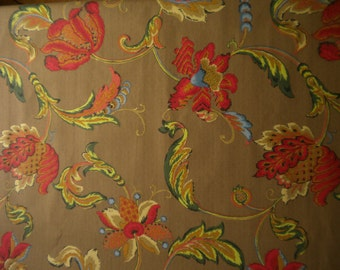 Asian drapery fabric etsy - Gaston y daniela cortinas ...