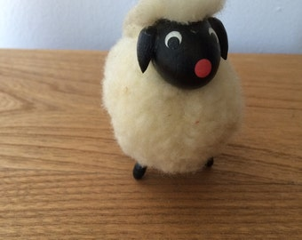 Small Vintage Sheep