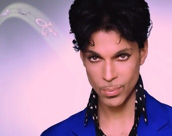 Prince ,  Great close up of Prince