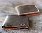 Personalized Men's Wallet - Custom Engraved #002