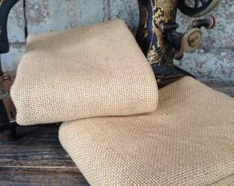 Fabric 1 YARD: Soft Burlap