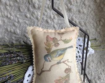 Lavender Door Hanger - Lavender Door Knob Pillow, Lavender Sachet