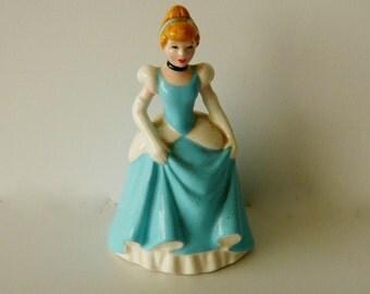 Vintage Cinderella Figurine Walt Disney
