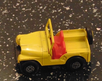 Vintage Matchbox Series No: 72 Jeep
