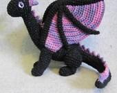 Rosa the Dragon Pattern