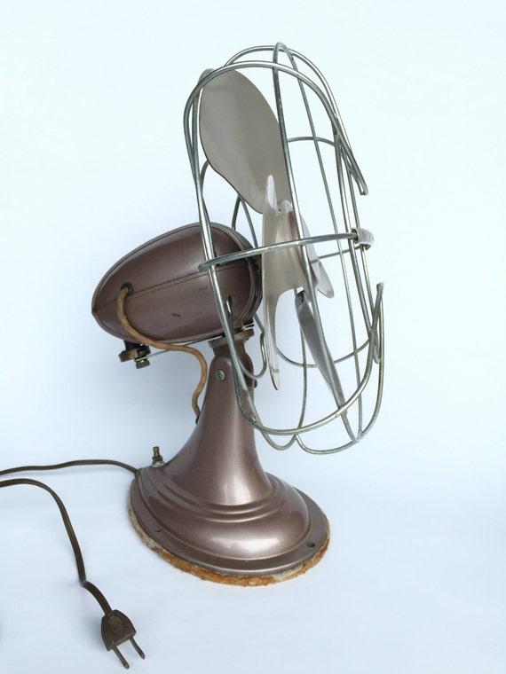 Westinghouse Fan Antique Desk Fan Vintage Fan Mid Century