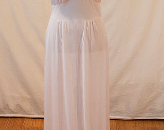 """Miss Swanks """"Nystrom"""" Floor length Night Gown!"""