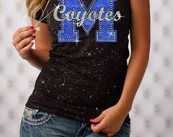 Madera Coyotes Bling Shirt