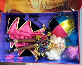 1994 FAO Schwarz CIRCUS STAR Barbie Limited Edition 13257 Never Removed From Box!